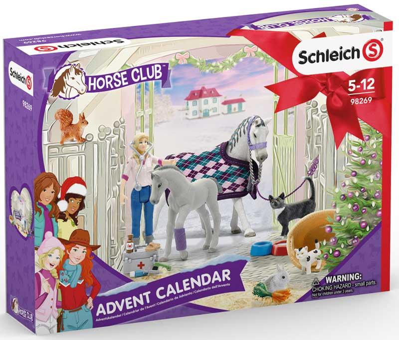 Wholesalers of Schleich Horse Club Advent Calendar toys