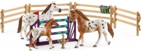 Wholesalers of Schleich Horse Club Lisas Tournament Training toys image