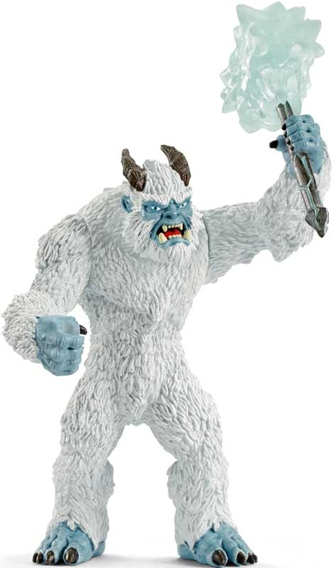 Wholesalers of Schleich Ice Monster With Weapon toys