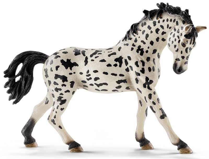Wholesalers of Schleich Knabstrupper Mare toys