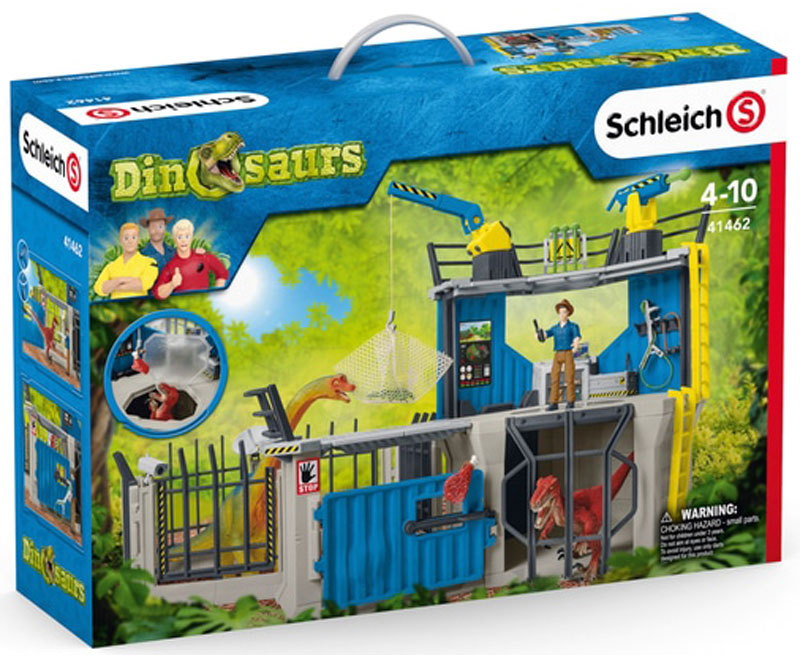 Wholesalers of Schleich Large Dino Research Station toys