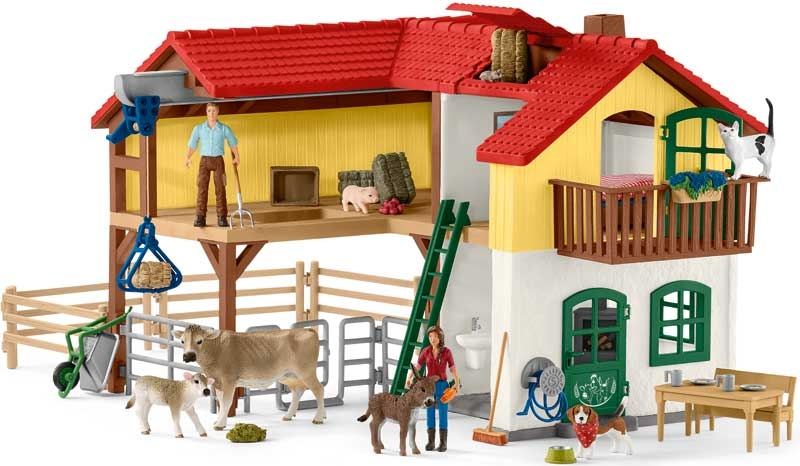 Wholesalers of Schleich Large Farm House toys