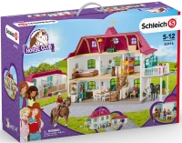 Wholesalers of Schleich Large Horse Stable With House And Stable toys image 2