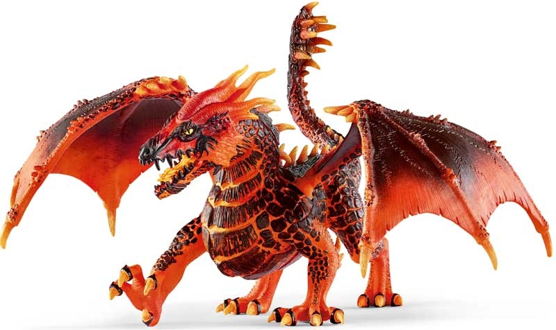 Wholesalers of Schleich Lava Dragon toys