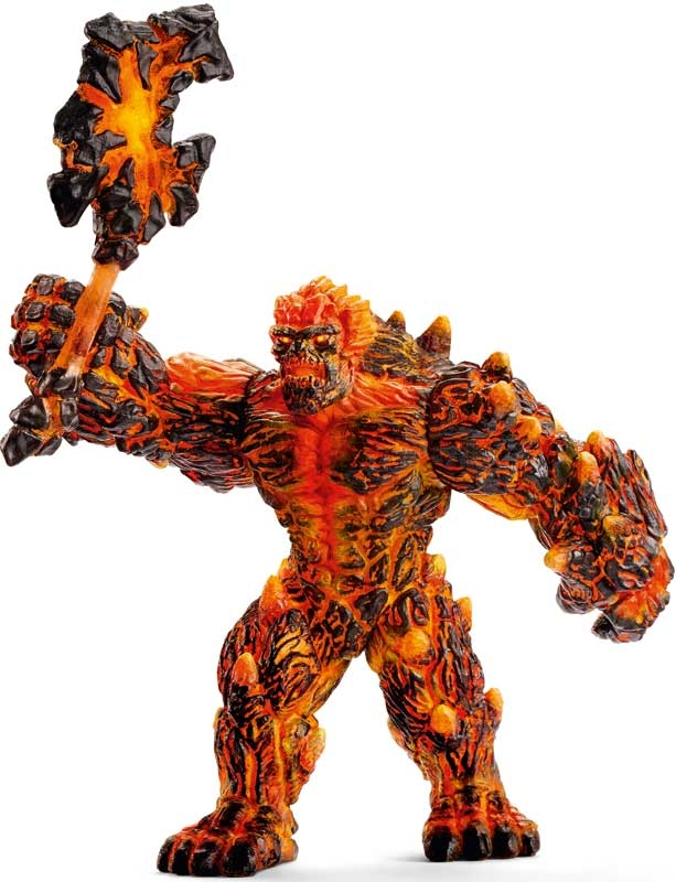 Wholesalers of Schleich Lava Golem With Weapon toys