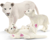 Wholesalers of Schleich Lion Mother With Cubs toys image 2