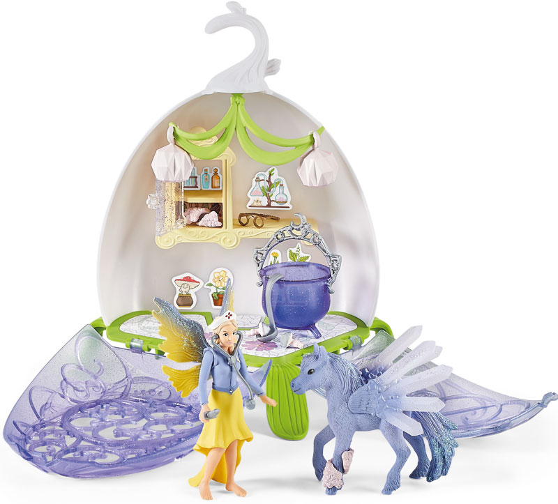 Wholesalers of Schleich Magical Vet Blossom toys