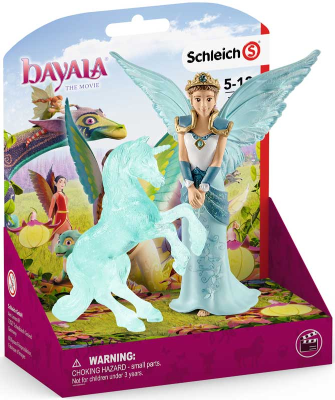 Wholesalers of Schleich Movie Eyela With Unicorn-ice-sculpture toys