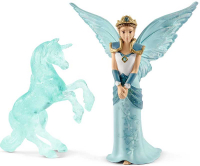 Wholesalers of Schleich Movie Eyela With Unicorn-ice-sculpture toys image 2