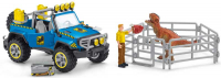 Wholesalers of Schleich Off-road Vehicle With Dino Outpost toys image 2