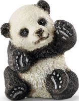 Wholesalers of Schleich Panda Cub Playing toys image