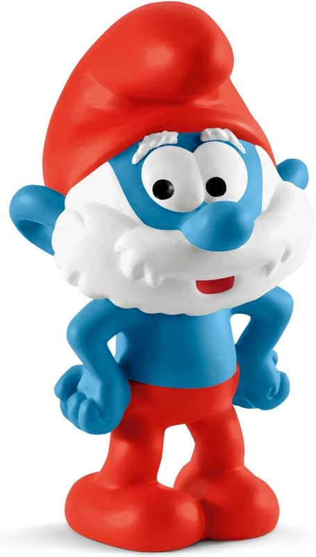 Wholesalers of Schleich Papa Smurf toys