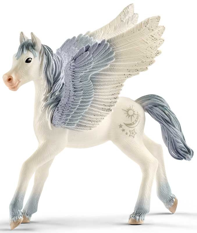Wholesalers of Schleich Pegasus Foal toys