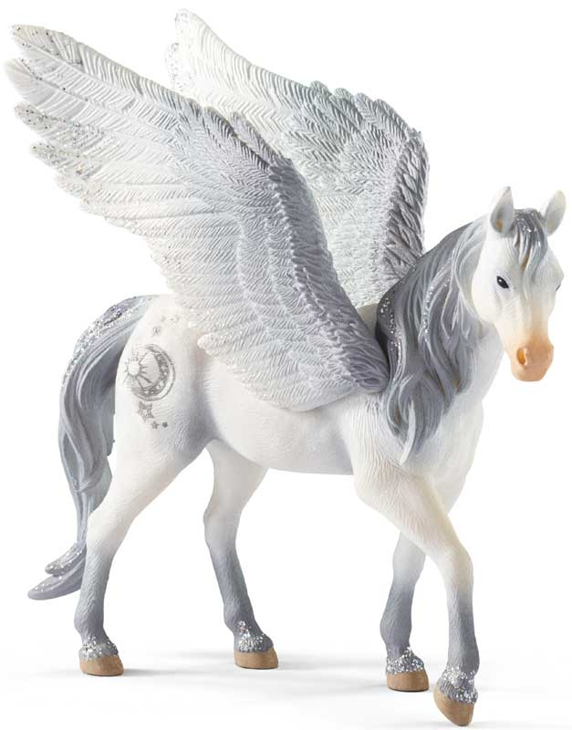Wholesalers of Schleich Pegasus toys