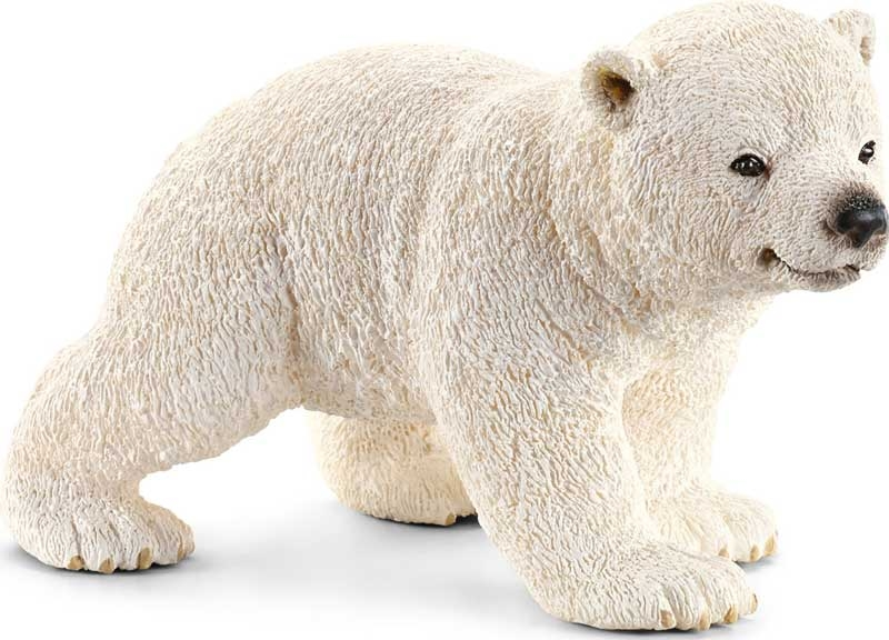 Wholesalers of Schleich Polar Bear Cub Walking toys
