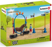 Wholesalers of Schleich Pony Agility Race toys image 2