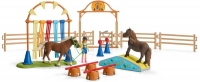 Wholesalers of Schleich Pony Agility Training toys image
