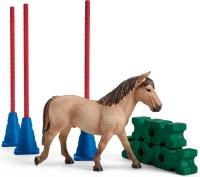 Wholesalers of Schleich Pony Slalom toys image