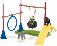 Wholesalers of Schleich Puppy Agility Training toys image 2