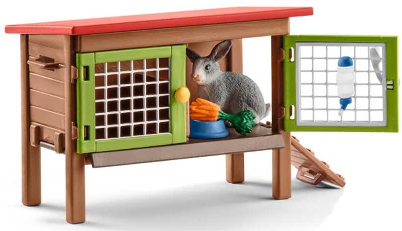 Wholesalers of Schleich Rabbit Hutch toys