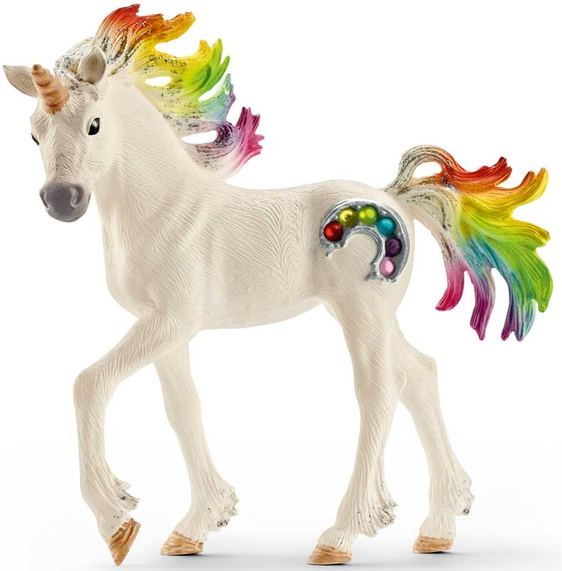 Wholesalers of Schleich Rainbow Unicorn Foal toys