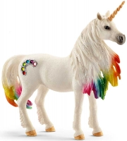 Wholesalers of Schleich Rainbow Unicorn Mare toys image