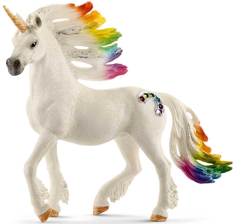 Wholesalers of Schleich Rainbow Unicorn Stallion toys
