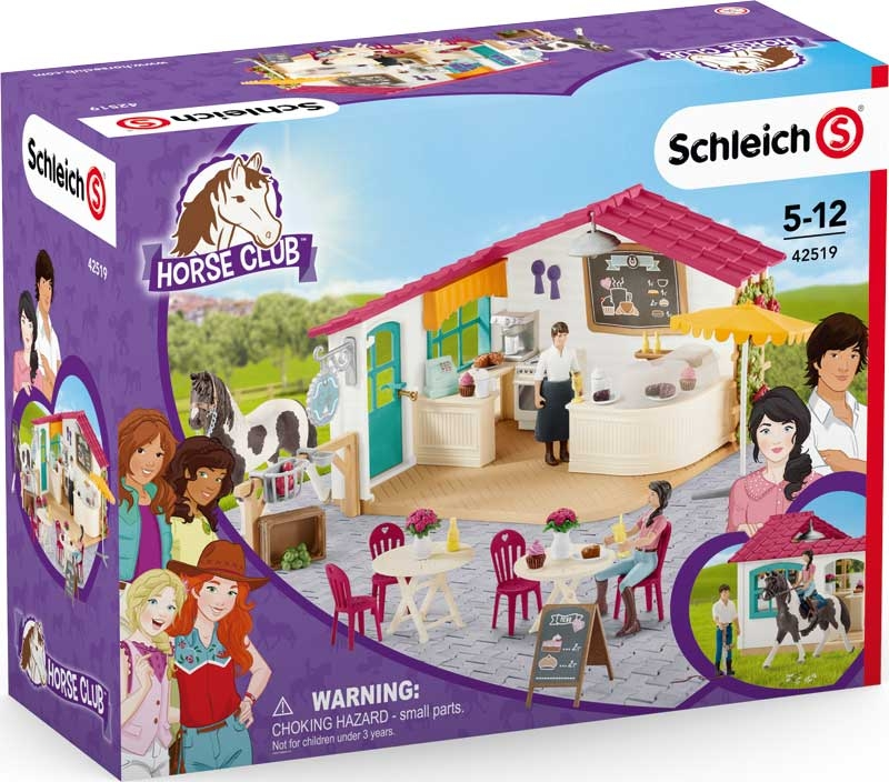Wholesalers of Schleich Rider Cafe toys