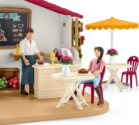 Wholesalers of Schleich Rider Cafe toys image 3