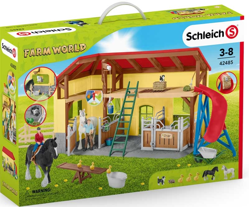 Wholesalers of Schleich Rider Stable toys