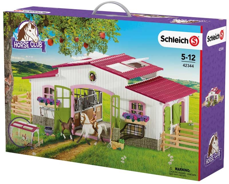 Wholesalers of Schleich Riding Centre With Rider And Horses toys