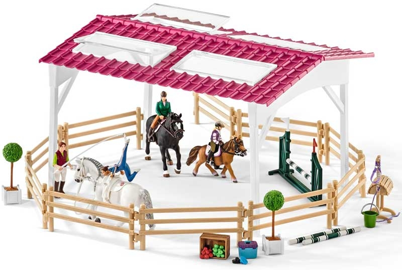 Wholesalers of Schleich Riding School With Riders And Horses toys
