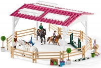 Wholesalers of Schleich Riding School With Riders And Horses toys image