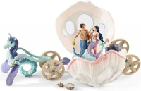 Wholesalers of Schleich Royal Seashell Carriage toys image