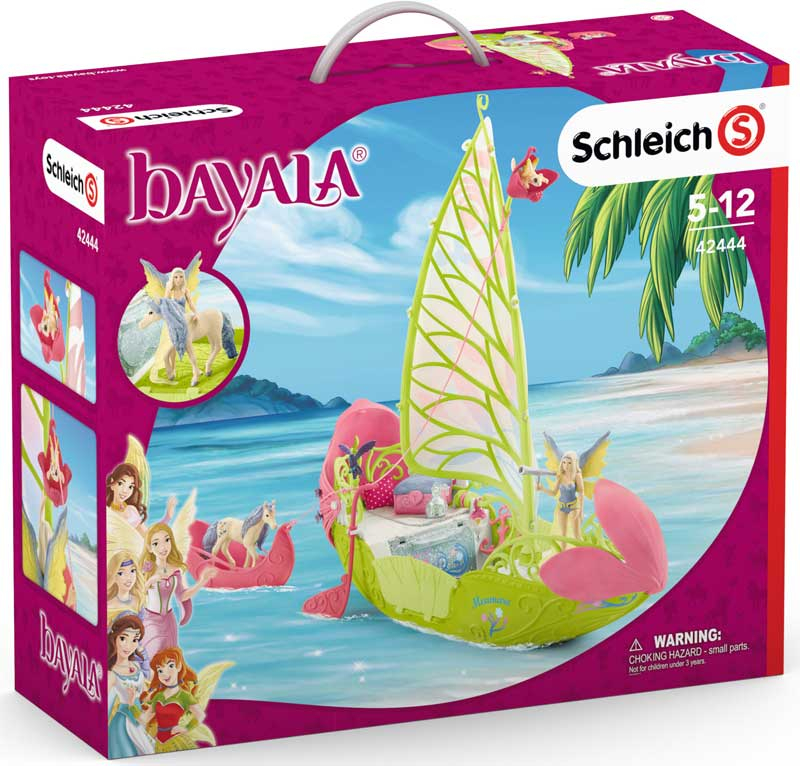 Wholesalers of Schleich Seras Magical Flower Boat toys