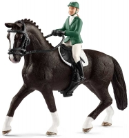 Wholesalers of Schleich Showjumper With Horse toys image