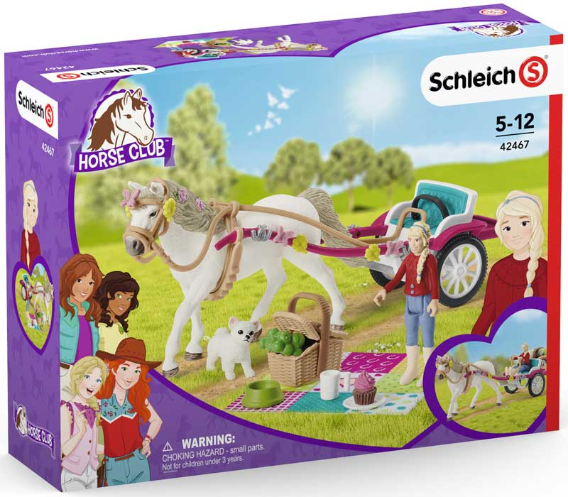 Wholesalers of Schleich Small Carriage For The Big Horse Show toys