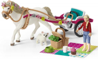Wholesalers of Schleich Small Carriage For The Big Horse Show toys image 2