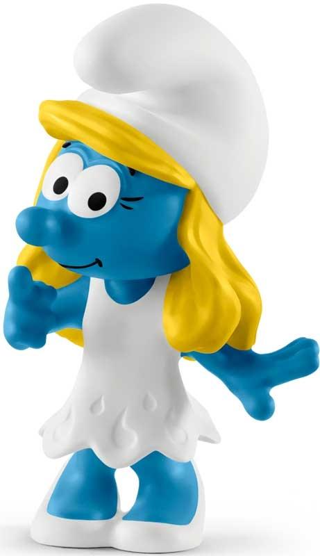 Wholesalers of Schleich Smurfette toys