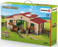 Wholesalers of Schleich Stable With Horses And Accessories toys image