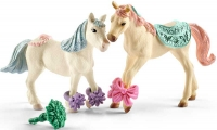 Wholesalers of Schleich Star Companion With Feed toys image