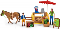 Wholesalers of Schleich Sunny Day Mobile Farm Stand toys image 2