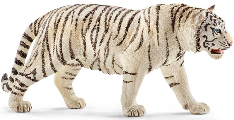 schleich tiger white wholesale. Black Bedroom Furniture Sets. Home Design Ideas