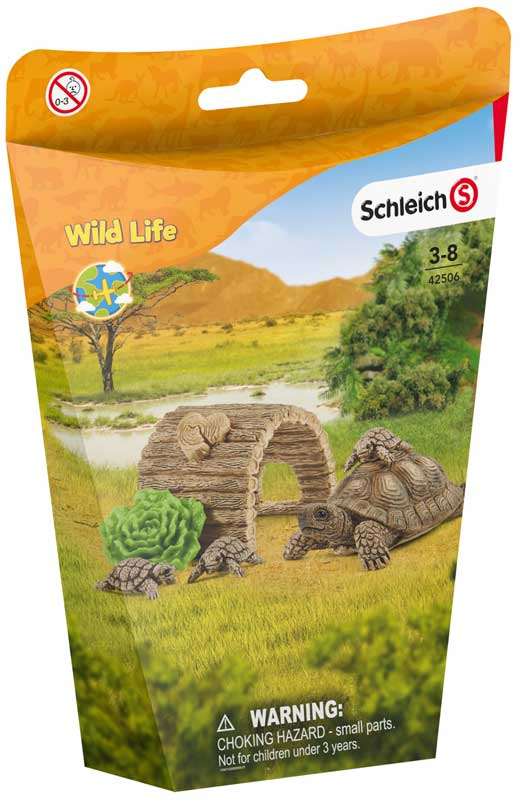 Wholesalers of Schleich Tortoise Home toys