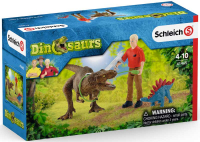 Wholesalers of Schleich Tyrannosaurus Rex Attack toys image
