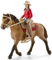 Wholesalers of Schleich Western Rider toys image