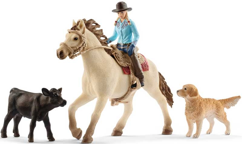Wholesalers of Schleich Western Riding toys