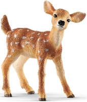 Wholesalers of Schleich White-tailed Fawn toys image