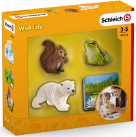 Wholesalers of Schleich Wild Life Flash Cards toys image 2