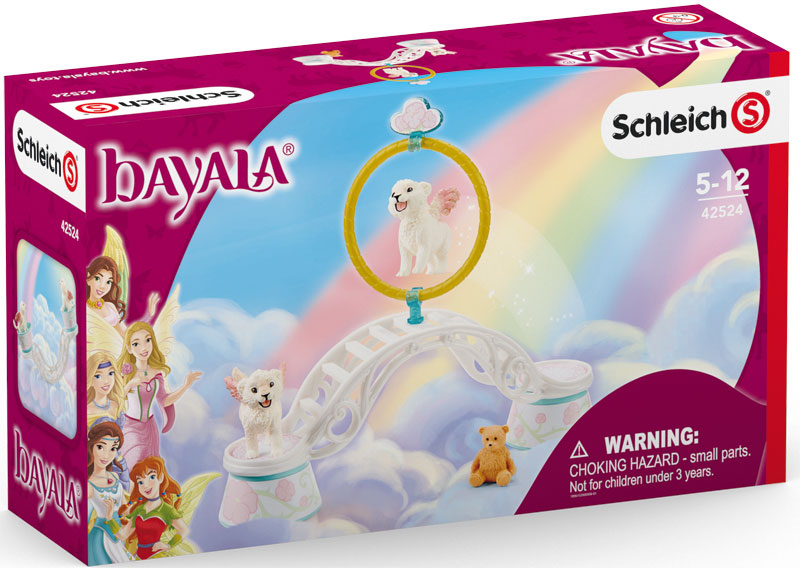 Wholesalers of Schleich Winged Baby Lion Training toys